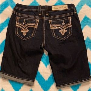 Rock Revival denim shorts